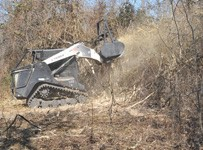 Compact track loader models: the PT-100G and PT-100G Forestry