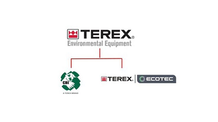 Terex expands environmental equipment product lines