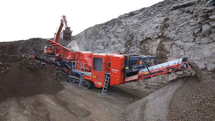 Terex Finlay launches new impact crusher