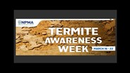 PPMA Announces Termite Awareness Week 2016