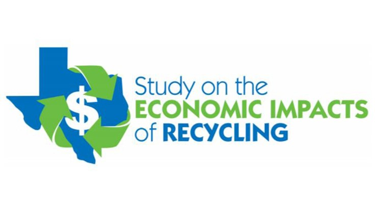 Study reveals economic impacts of recycling in Texas