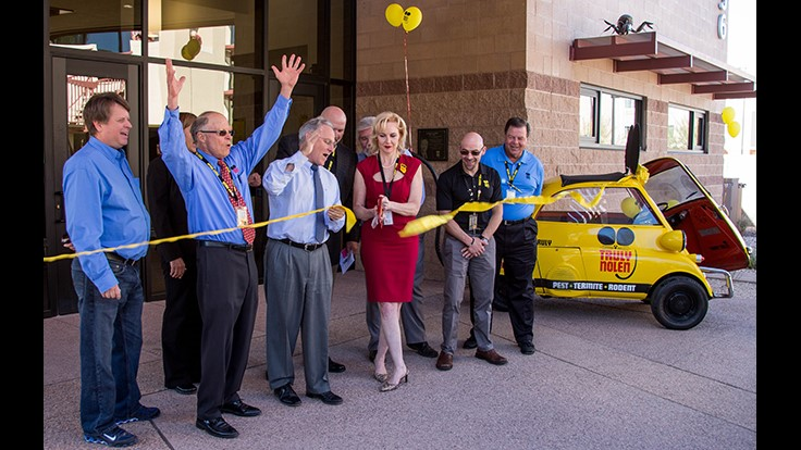 Truly Nolen Opens New Leadership Center Pct Pest Control Technology