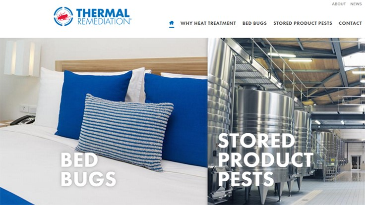 Temp-Air Announces Redesigned Thermal Remediation Website