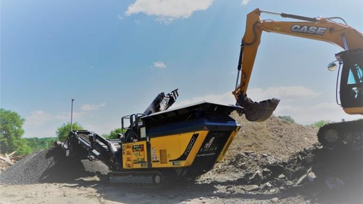 Rubble Master adds Titan Machinery to distributor network