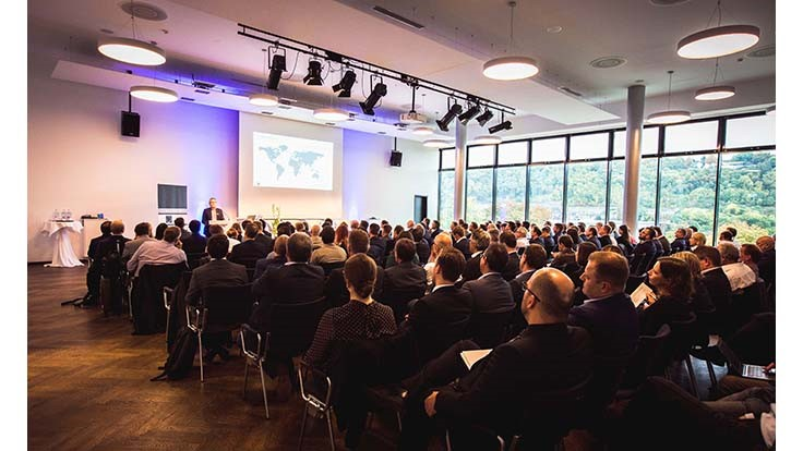 TOMRA hosts international audience at its 2017 event