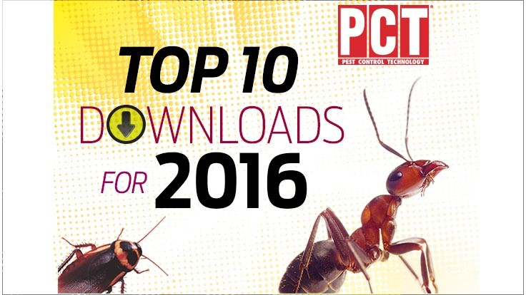 PCT Online Top 10 Downloads for 2016