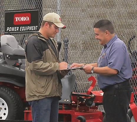 Toro receives Gold Level Award from Equipment Dealers Association