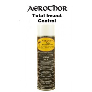 Aerothor Total Insect Control Aerosol