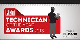 2013 PCT Technician of the Year Awards