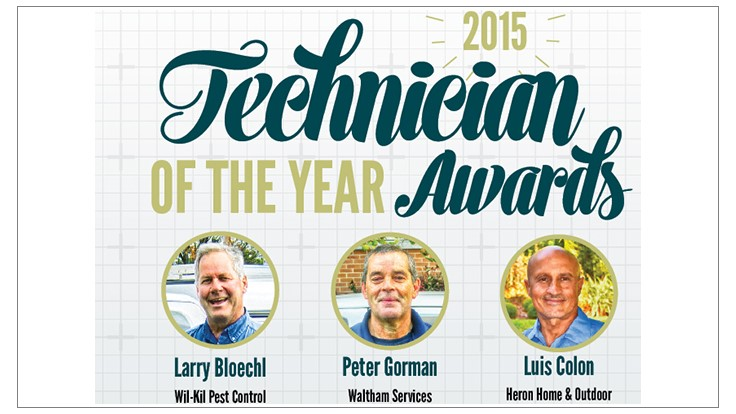 PCT Announces Technicians of the Year