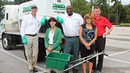 Trad's Donates Fire Ant Treatment to Local School