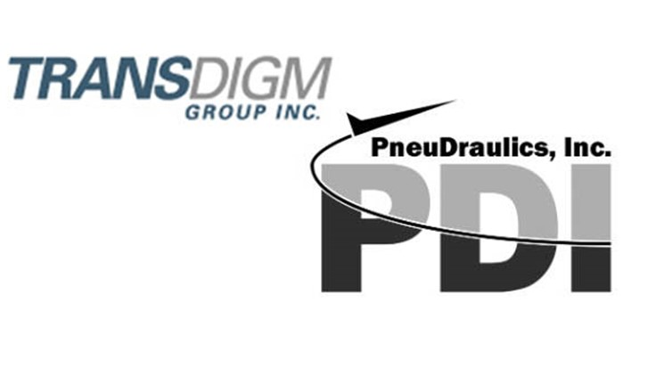 TransDigm Group to acquire PneuDraulics