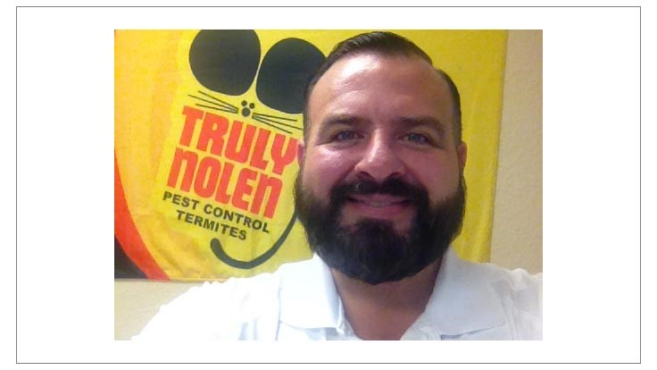 Truly Nolen Promotes Batista to Manager, South Miami Office