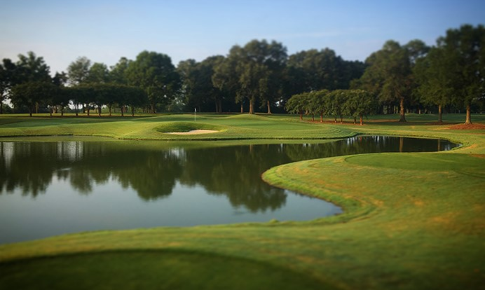 Master planning successes: Tupelo Country Club