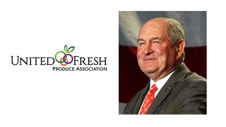 United Fresh congratulates Sonny Perdue on Senate confirmation