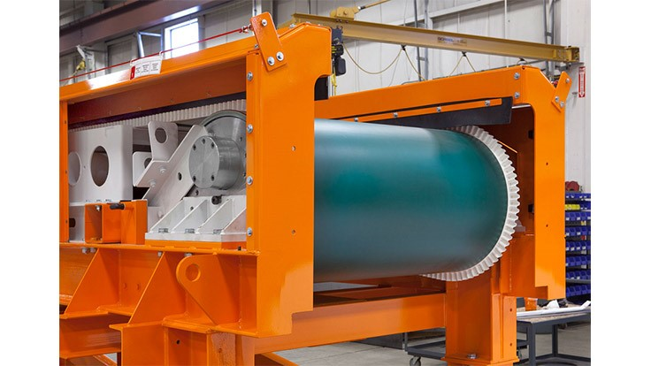 Eriez Ultra-High-Frequency Eddy Current Separators are designed to recover smaller fines