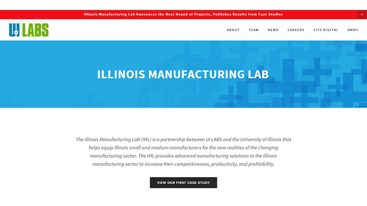Advanced manufacturing assistance available to Illinois manufacturers