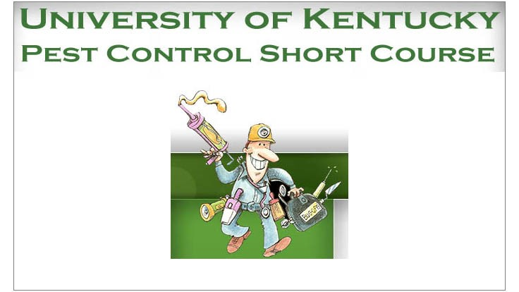 University of Kentucky Announces 47th Annual Pest Control Short Course
