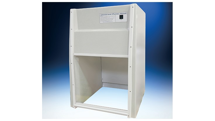Universal Fume Hood in Vented and Ductless Models