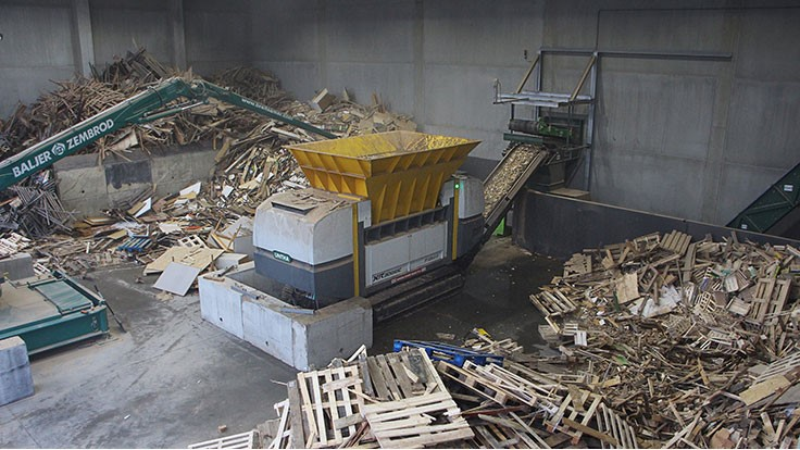 Untha launches mobile waste shredder