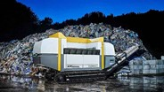 UNTHA launches electric mobile shredder