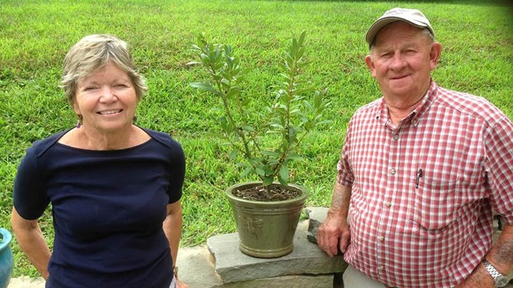 Valley View Farms mourns loss of co-founder Billy Foard