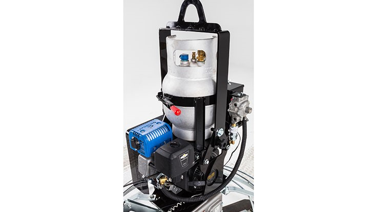 Briggs & Stratton engines available for propane conversion