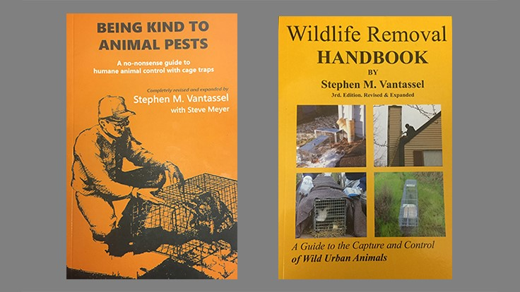 New in the PCT Store: Wildlife Management Books from Expert Stephen Vantassel