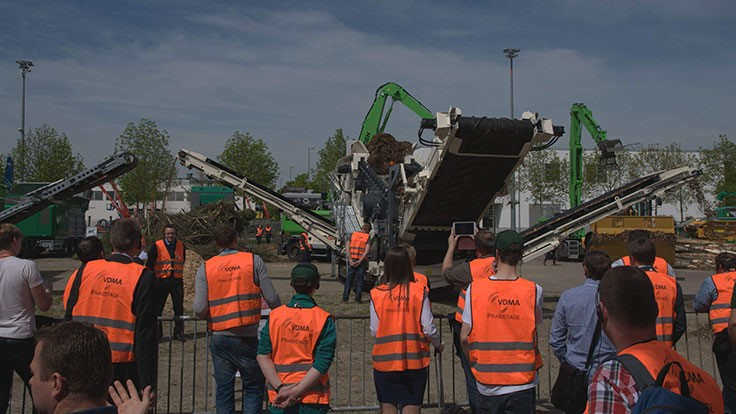 VDMA to host demonstration days during IFAT