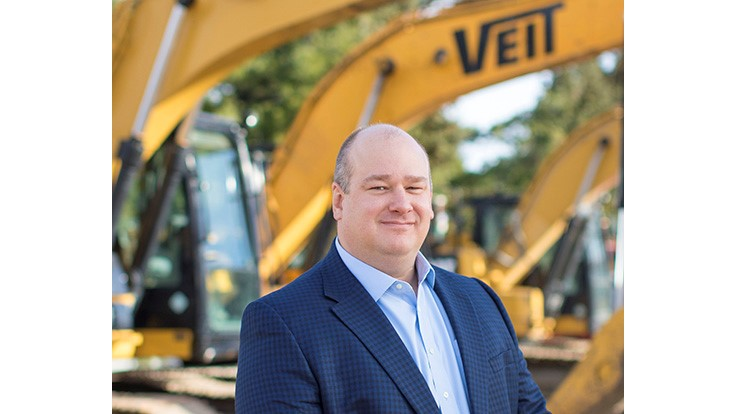 Veit & Co. names new president