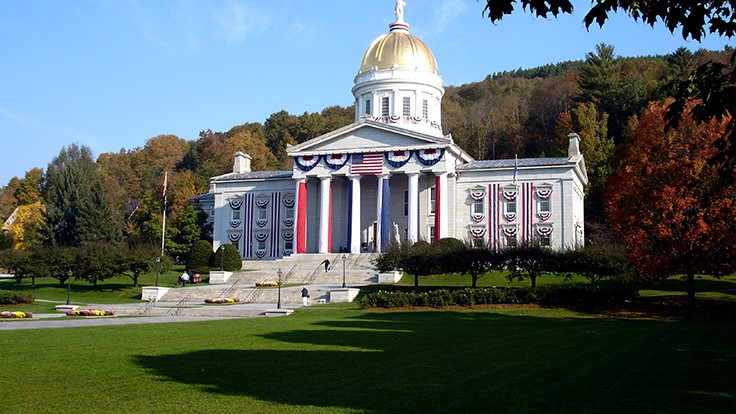 Vermont Makes History With Legislative Passing of Marijuana Bill