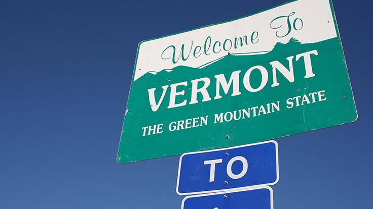 Vermont Introduces Cannabis Decriminalization Bill