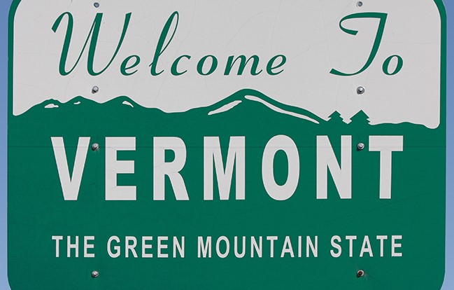 Vermont Will Legalize Marijuana Within Weeks, Officials Say
