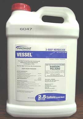PROKoZ Vessel - 3 Way Herbicide