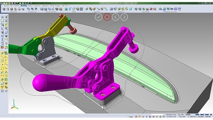 Vero Software CAD/CAM software upgrade