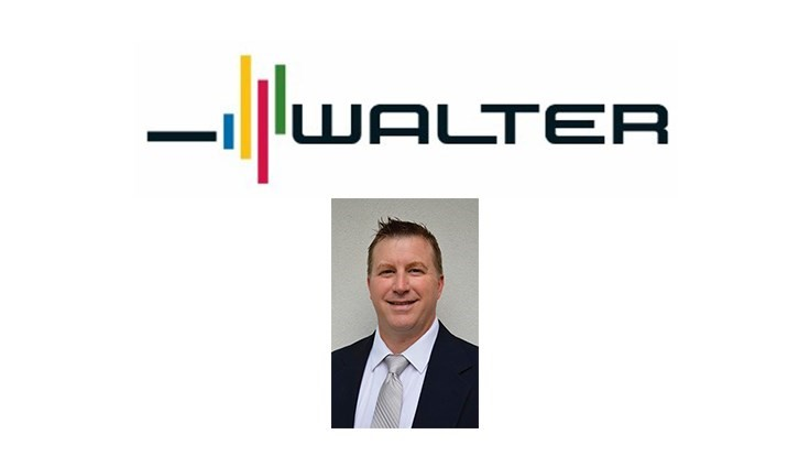 New managing director for Walter U.S.