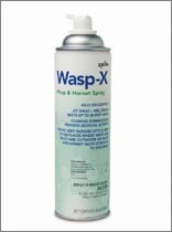 Zoëcon Introduces Wasp-X Wasp and Hornet Spray