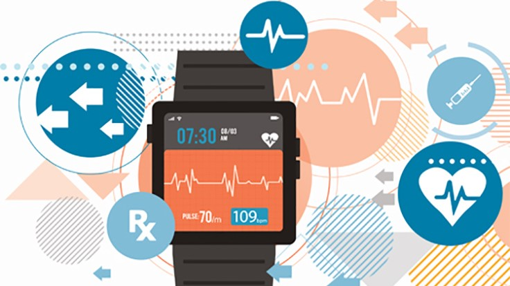 Top 3 areas for wearable medical devices