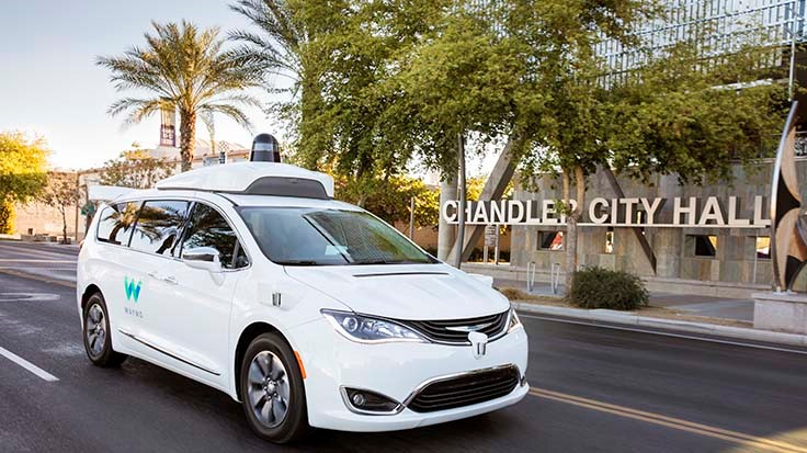 Google's Waymo to test driverless cars on snow, potholed Michigan roads