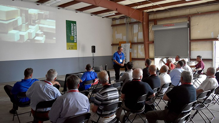 Weima America hosts dealer event