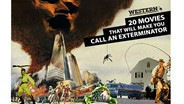Western Compiling List of '20 Movies That Will Make You Call an Exterminator'