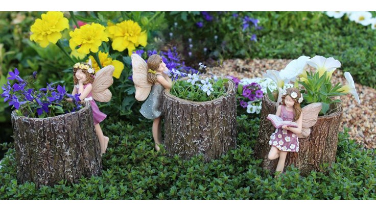Q&A: Wholesale Fairy Gardens
