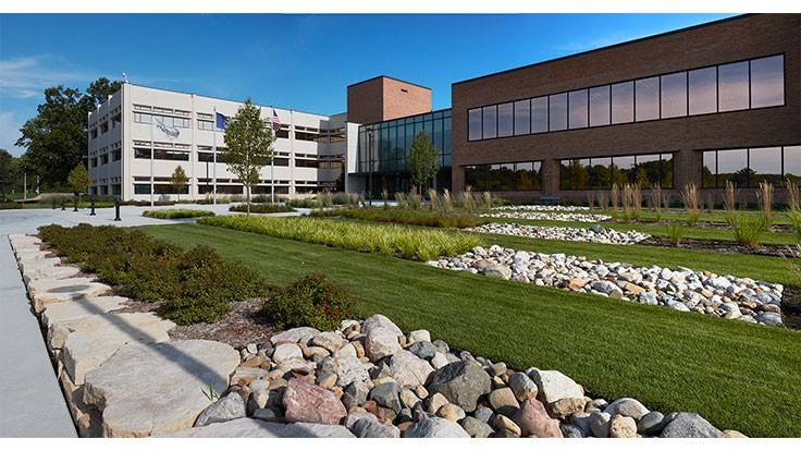 Whirlpool buildings awarded LEED certifications
