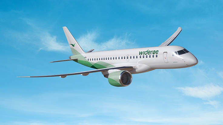 Norway's Widerøe to be Embraer E190-E2 launch operator