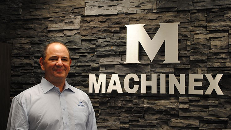 Machinex appoints US western region sales manager