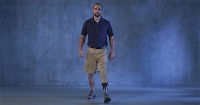 Prosthetic liners deliver comfort to amputees