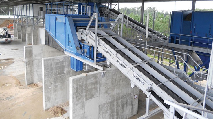 Netherlands C&D recycler chooses Lubo Systems