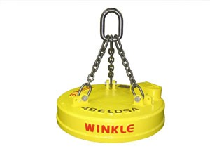 Winkle Introduces Lightweight Scrap Magnets