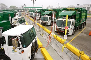 Waste Management Dedicates Illinois' Largest Commercial CNG Fueling Facility
