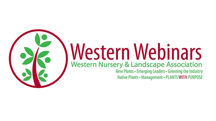 Western Nursery & Landscape Association announces summer and fall 2017 webinars